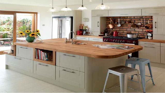 Leighton Grey Kitchen Magnet
